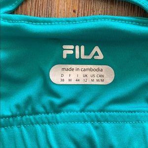 Fila Tops - FILA workout tank